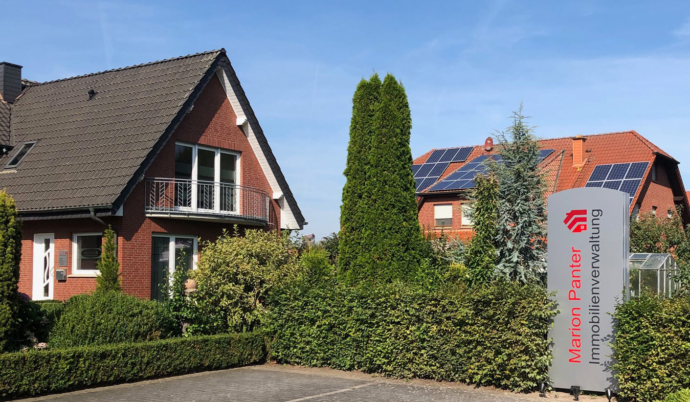 Immobilienverwaltung Marion Panter - Außenansicht